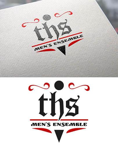 diseño de logo paraths