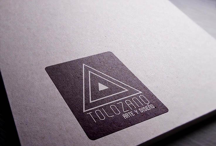diseño de logo profesional para marta thlozano