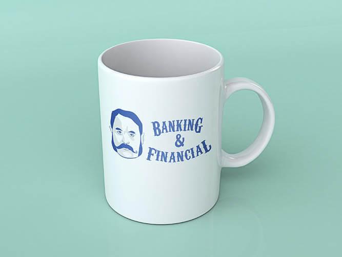 diseño de logo profesional para  financial
