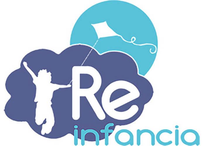 diseño de logo paramarca de ropa reinfancia