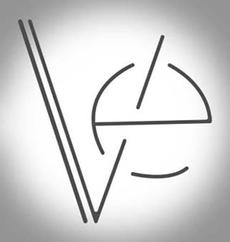 diseño de logo profesional para VE