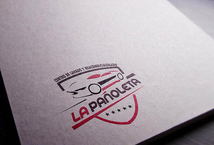logo de marca para la panoleta